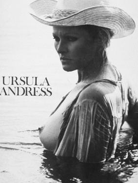 Ursula Andress (b1936)