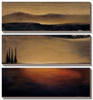 Puesta Del Sol by Ursula Salemink-Ross