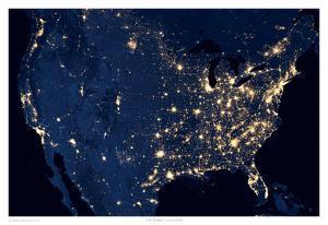US at Night
