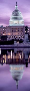 US Capitol Building at dawn, Washington DC, USA
