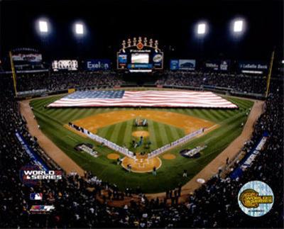 US Cellular Field - '05 World Series Game 1 / National Anthem