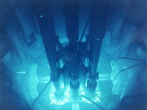 Advanced Test Reactor Core by us Department of Energy