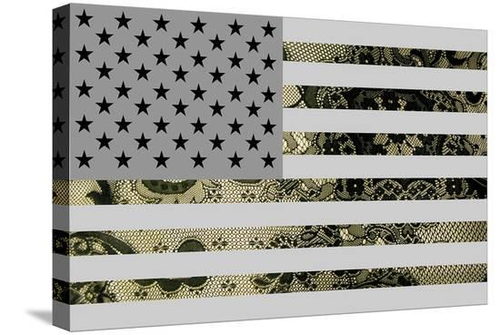 US Greatness--Stretched Canvas Print