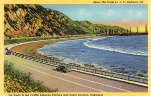 US Highway 101, Santa Barbara, California
