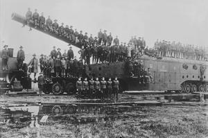Us Military Ordinance, Railway Artillery Train