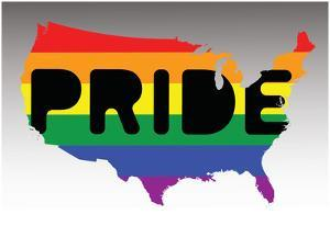 USA Pride - Rainbow Flag