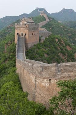 Great Wall, China by Uschools University Images