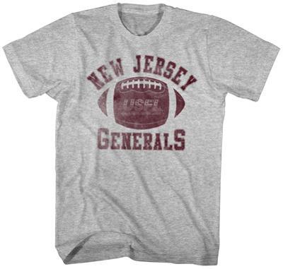 USFL- NJ Generals