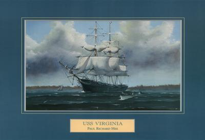 USS Virginia ship Paul R. Hee