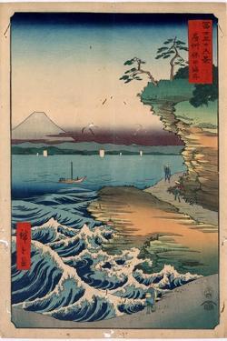 Boushu Hota No Kaigan by Utagawa Hiroshige