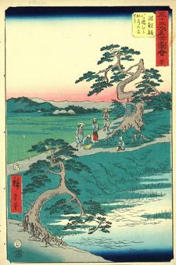 Chiryu by Utagawa Hiroshige