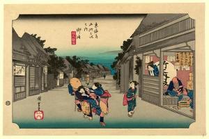 Goyu by Utagawa Hiroshige