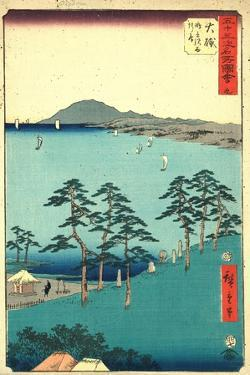 Oiso by Utagawa Hiroshige