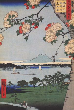 Suigin Grove & Masaki on the Sumida River