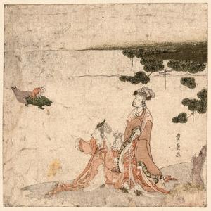 Saru No Ikigimo by Utagawa Toyohiro