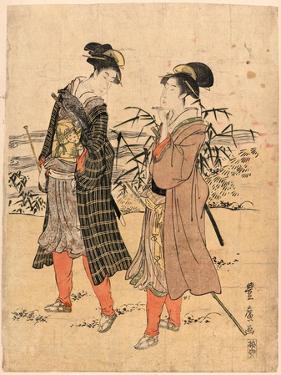 Yatsushi Takajo by Utagawa Toyohiro