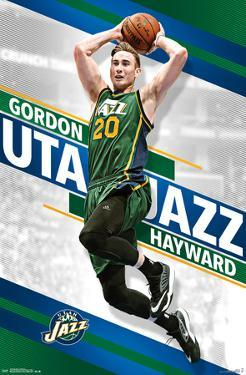 Utah Jazz - Gordon Hayward 2015