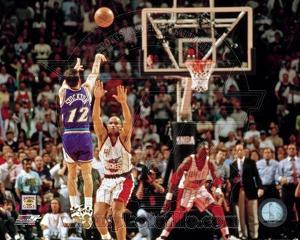 Utah Jazz - John Stockton Photo