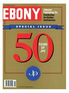 Ebony November 1992 by Ute Jansen
