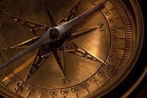Compass by Uwe Merkel
