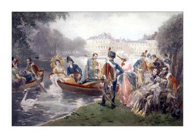 The Glorious Days of Fontainebleau