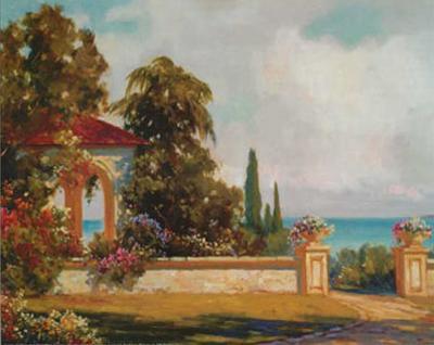 Paradise I by V. Dolgov