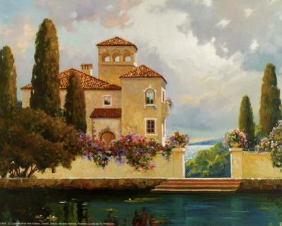 Tuscan Home II by V. Dolgov