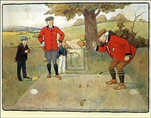 Addressing the Ball by V. Venner