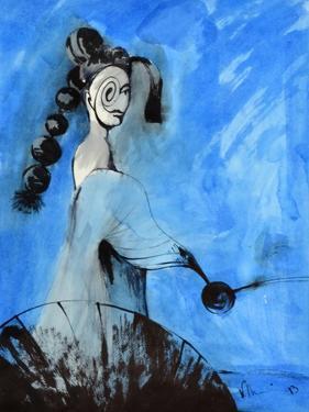Blue Cloud by Vaan Manoukian