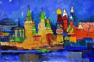 Moscow by Vaan Manoukian