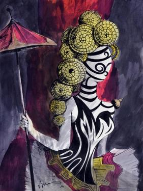 Tutu Parapluie by Vaan Manoukian