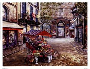 Aux Fleurs by Vadik Suljakov