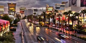 Las Vegas by Vadim Ratsenskiy