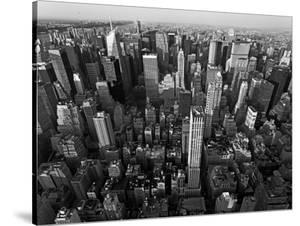 Midtown Manhattan, NYC by Vadim Ratsenskiy