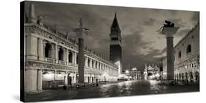 Piazza San Marco, Venice by Vadim Ratsenskiy