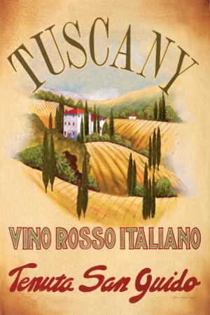 Tuscany by Val Bustamonte
