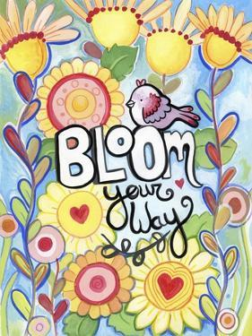 Bloom Your Way by Valarie Wade