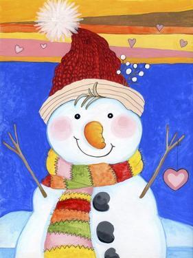Love Keeps Me Warm by Valarie Wade