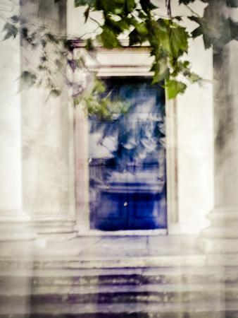 Blue Door by Valda Bailey