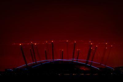 City Lights by Valda Bailey
