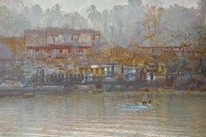 Lifeline of Kerala by Valda Bailey