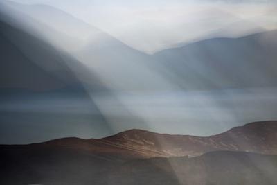 Rolling Mists on Loch Morlich