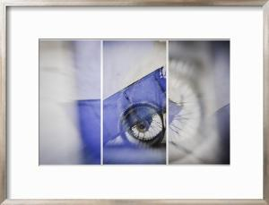 The Blue Bazaar by Valda Bailey