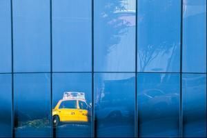 Yellow Taxi by Valda Bailey