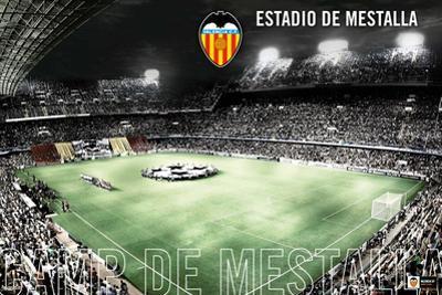 Valencia CF-Estadio de Mestalla
