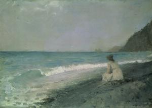 Iphigenia at Tauris, 1893 by Valentin Aleksandrovich Serov