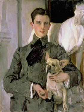 Portrait of Count Feliks Feliksovich Sumarokov-Yelstov (1887-1967) Later Prince Yusupov, 1903 by Valentin Aleksandrovich Serov