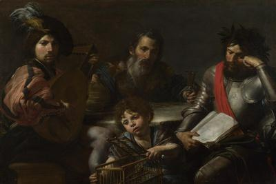 The Four Ages of Man, C. 1629