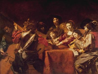 Concert with Eight People