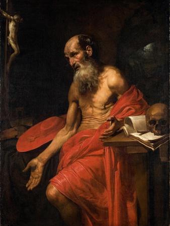 St. Jerome, C.1628-30
